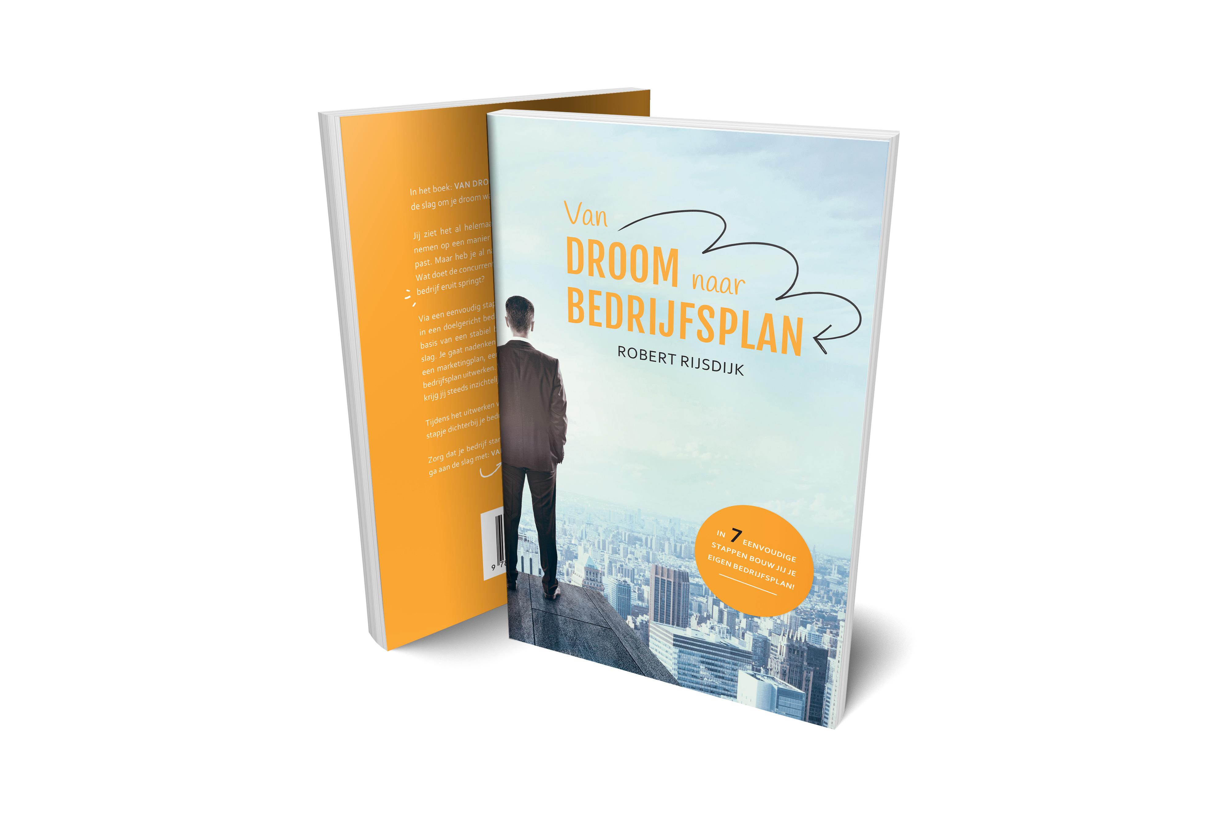 E-Book: Van droom naar bedrijfsplan
